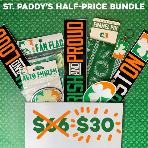 St. Paddy's Day Irish Bundle ($66 Value for $30!)