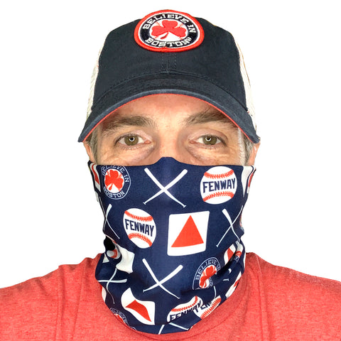 Boston Baseball - Neck Gaiter