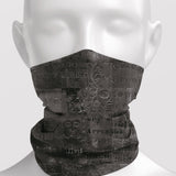 Gravestones (2 color options) - Neck Gaiter