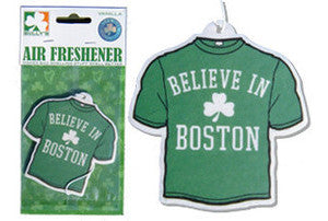 Believe in Boston Air Freshener