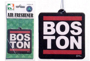 Boston - Red Bar Air Freshener