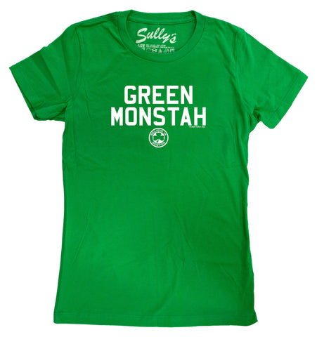Green Monstah - Women's Tee