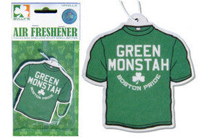 Green Monstah Air Freshener