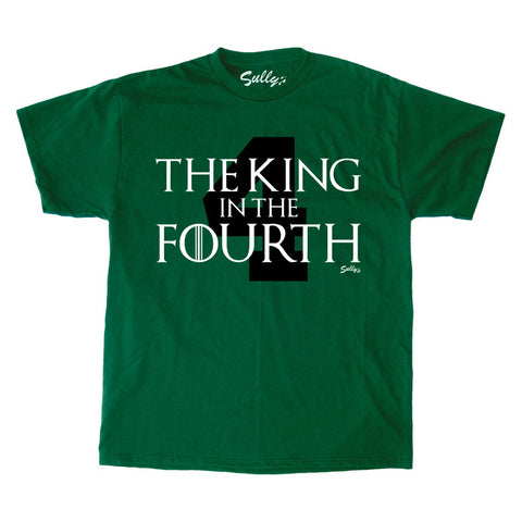 The King In The Fourth T-Shirt