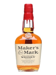Maker's Mark Whiskey Bourbon 1.75L