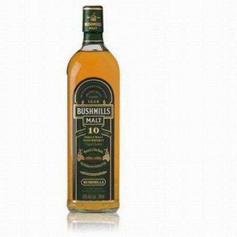 Bushmills Single Malt 10YR Whiskey 750ML