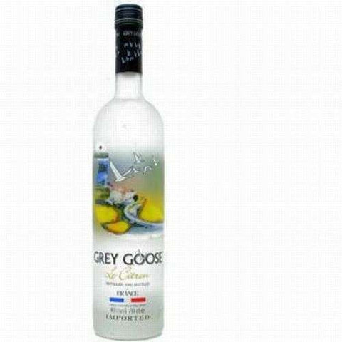 Grey Goose Vodka La Citron 750ML