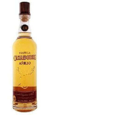 Cazadore Anejo Tequila 750ML