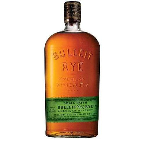 Bulleit Rye Bourbon 95 Proof 750ML