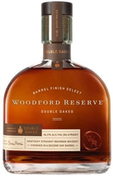 Woodford Reserve Double Oaked Bourbon Whiskey 750ML