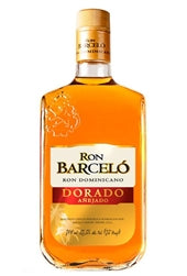 Ron Barcelo Dorado Anejado Dominican Rum 750ml