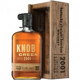Knob Creek Small Batch Limited 2001 Edition 750ml