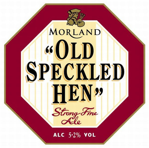 OLD SPECKLED HEN CASE