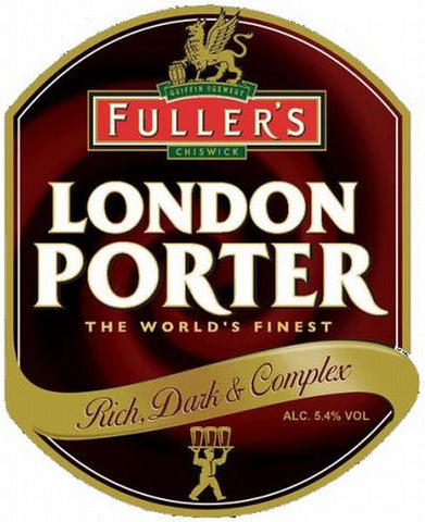Fuller's London Porter Keg 15GAL