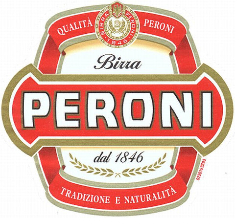 PERONI BIRRA BEER CASE