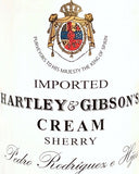 Hartley & Gibson Cream Sherry