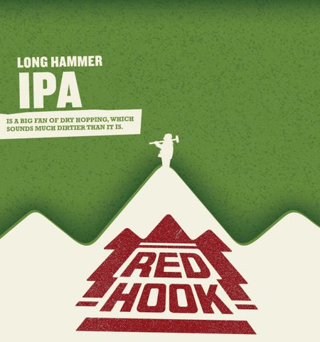 Red Hook IPA Keg 13.5GAL