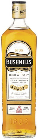 Bushmills Original Irish Whiskey 750ML