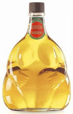 Damiana Orange Liqueur 750ml