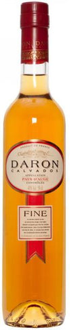 Daron Calvados Fine 5yrs 375ml