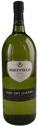 Sheffield Dry Sherry 1.5L