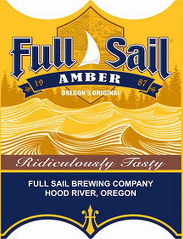 FULL SAIL AMBER CASE
