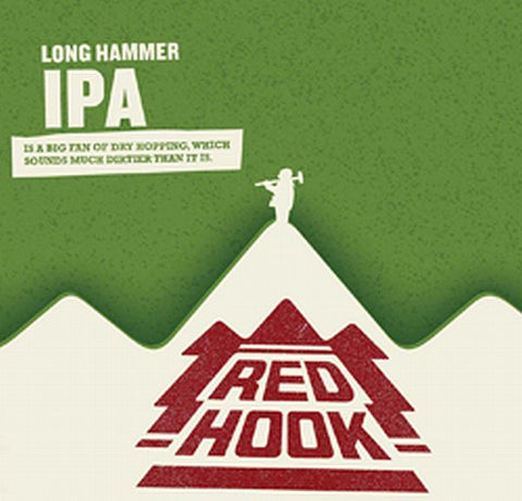 RED HOOK IPA CASE