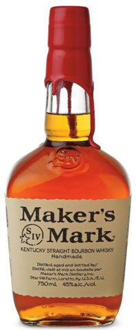 Maker's Mark Whiskey Bourbon 750ML