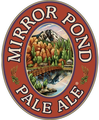 DESCHUTES MIRROR POND PALE ALE KEG 5.2G
