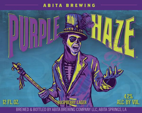 Abita Purple Haze Keg 7.5GAL
