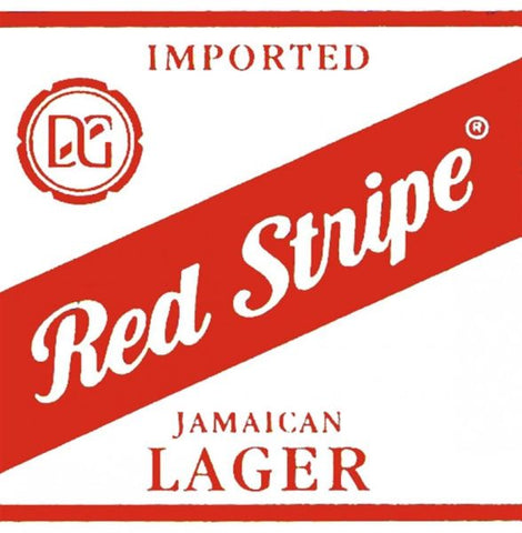 RED STRIPE BEER CASE