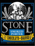 STONE SMOKED PORTER CHOCOLATE & ORANGE 22oz