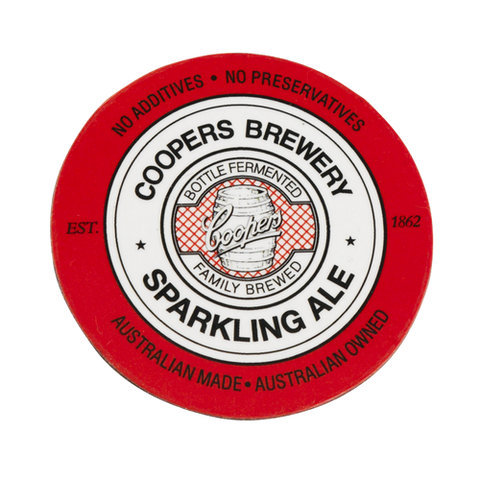 COOPERS SPARKLING ALE CASE