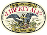 ANCHOR STEAM LIBERTY ALE CASE