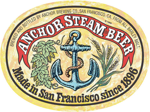 Anchor Steam Keg 5.16GAL