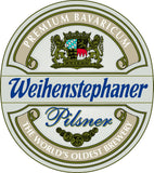 WEIHENSTEPHANER PILSNER CASE