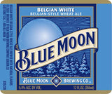 BLUE MOON BEER CASE