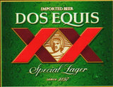 DOS EQUIS BEER CASE