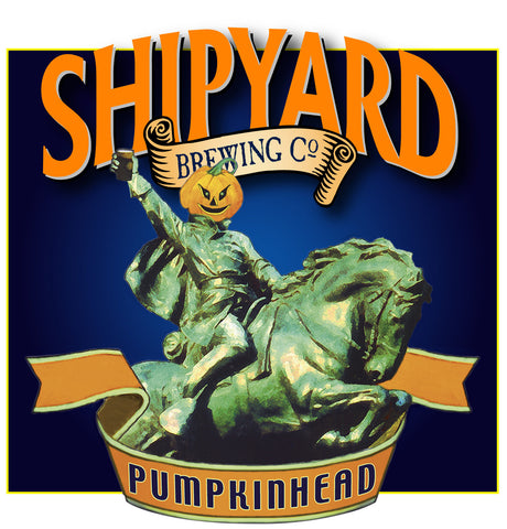 SHIPYARD PUMPKIN ALE CASE