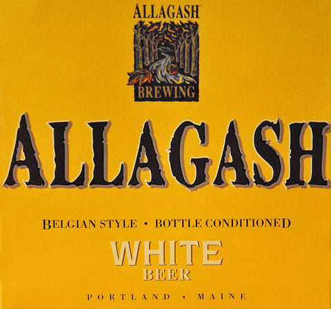 ALLAGASH WHITE CASE
