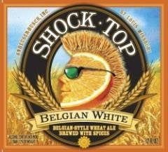 SHOCK TOP BEER CASE