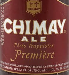 CHIMAY PREM RED 12OZ CASE