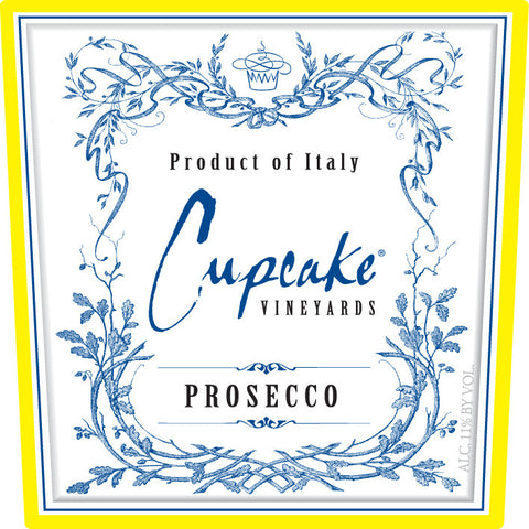 Cupcake Vineyard Prosecco