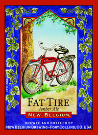 Fat Tire Amber Keg 13.5GAL