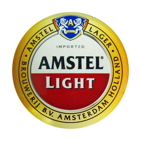AMSTEL LIGHT BEER CASE
