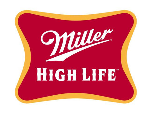 MILLER HIGH LIFE BEER CAS