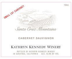 Kathryn Kennedy Small Lot Cabernet Sauvignon