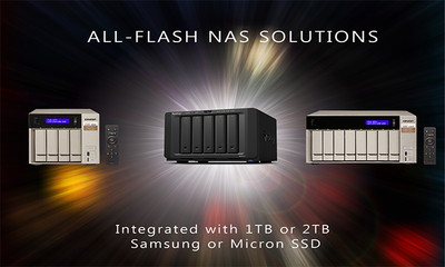 SimplyNAS All-Flash NAS Cost Effective Solutions Now Shipping