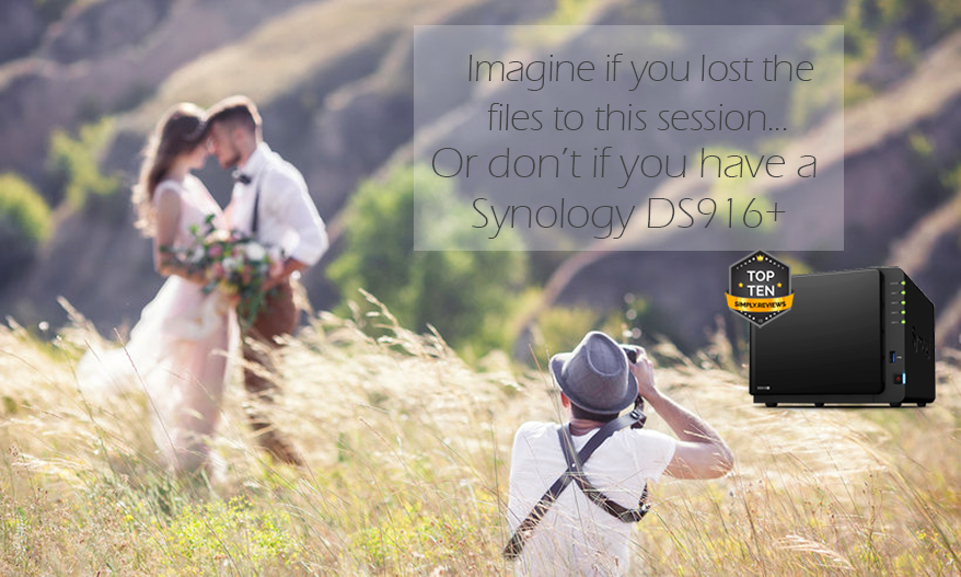 Synology DS916+ : Seamless storage solution for Photographers and Videographers