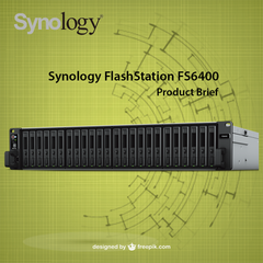 Synology FlashStation FS6400 Product Brief